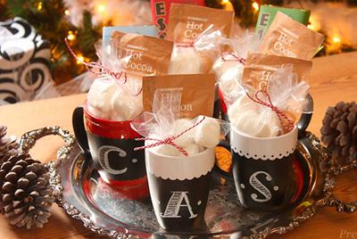 Зима близко! Пора готовить оригинальные новогодние подарки с Morozoff!