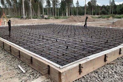 Калькулятор для расчета фундаментной плиты