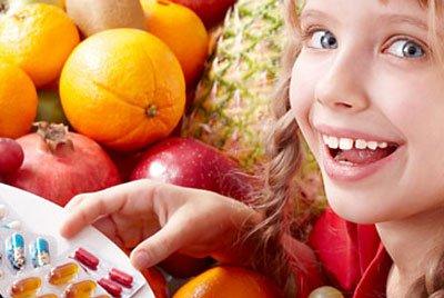 Детские витамины: какие БАДы нужны для детей