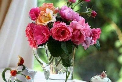 Как дольше сохранить цветы в букетах и композициях