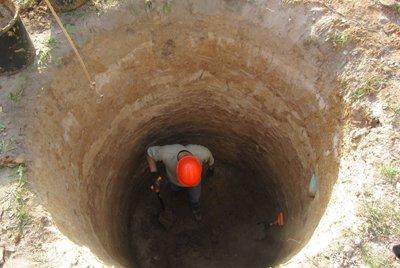 Строительство колодцев в Тульской области