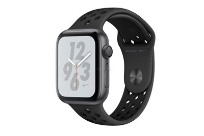 Apple Watch Series 4 40mm Space Gray Aluminum Case With Black Sport Band: гармония дизайна и технологий