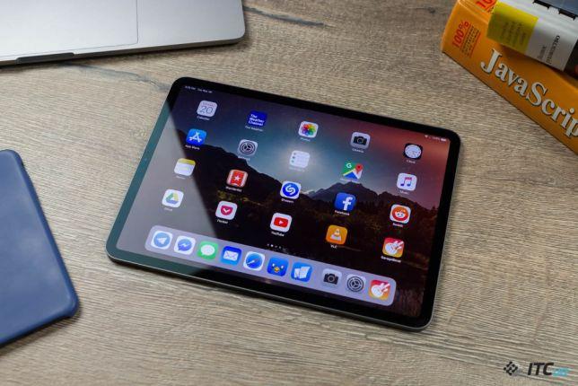 Apple IPad Pro 11 Space Gray 512gb Wi-Fi 2018