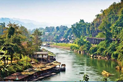 Экскурсия — Река Квай