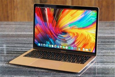 MacBook Air 256gb Gold MREF2 – золотой роскошный ноутбук