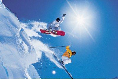 Горные лыжи Newschool в СКВОТ – спортивные модели для неординарных спортсменов
