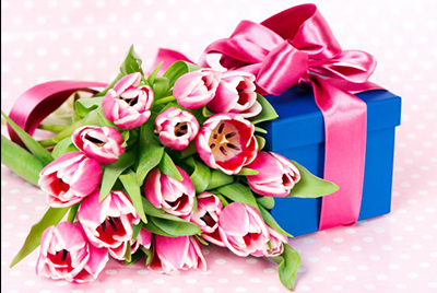 Подарок к 8 марта
