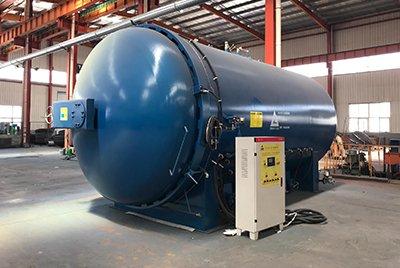 Емкости, резервуары и сосуды нетиповых размеров и объемом с толщиной стенки до 20 мм