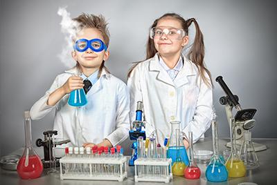 Научно-химическое шоу