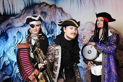 Вперед на поиски сокровищ вместе с пиратами!