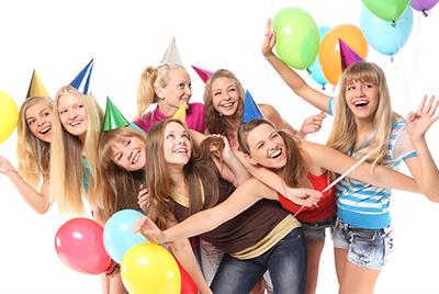 KiD.Праздник: организация развлечений для подростков на любой вкус