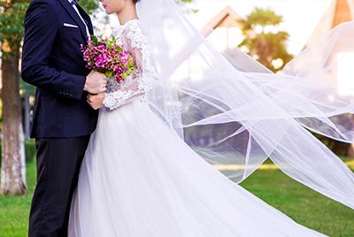 Красивая свадьба как начало счастливой семейной жизни