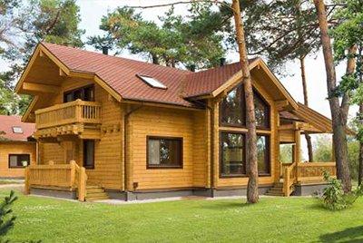 Взгляните на деревянные дома по-новому!