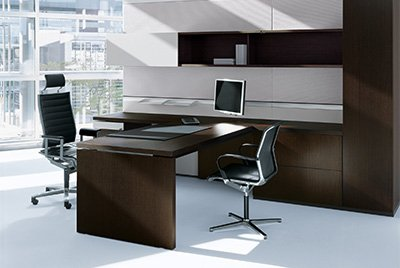 Кабинет руководителя: тонкости выбора мебели
