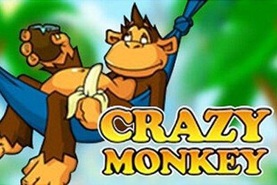 Игровой автомат Обезьянки (Crazy Monkey)
