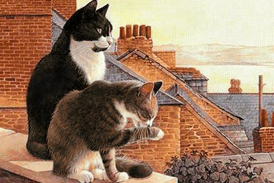 Алмазная вышивка «Коты» – огромный выбор наборов для творчества!