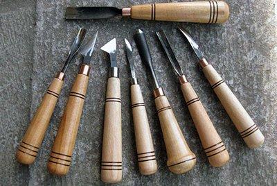 Удобный инструмент для резьбы по дереву – качественные стамески