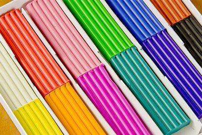 Качественный материал для детской лепки: пластилин и пластика