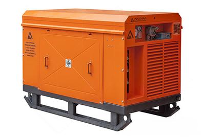 Рудничные винтовые компрессорные станции, исполнение РН – Рудничные нормальные. Невзрывозащищенные