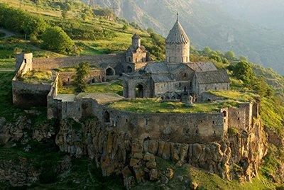Незабываемое знакомство с Южным Кавказом