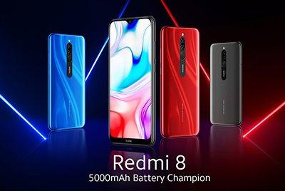 Достоинства и техническая характеристика Xiaomi Redmi 8