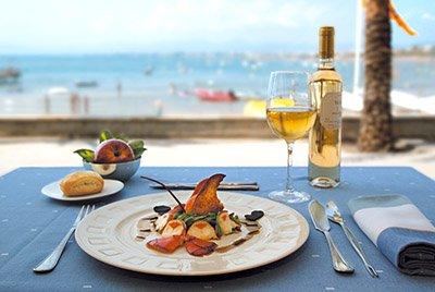 Настоящий рай для гурмана: познакомьтесь с тосканскими кулинарными мотивами с первого кусочка в ресторане Toscana Grill.