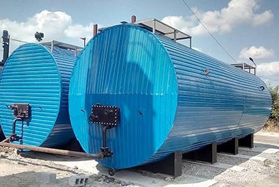 Резервуары (емкости) для воды
