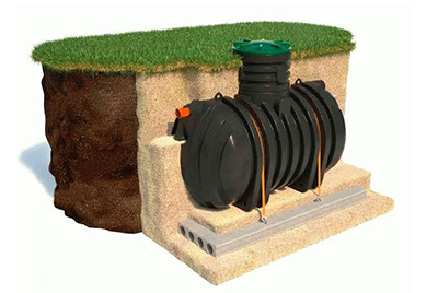 Резервуары (емкости) накопительные