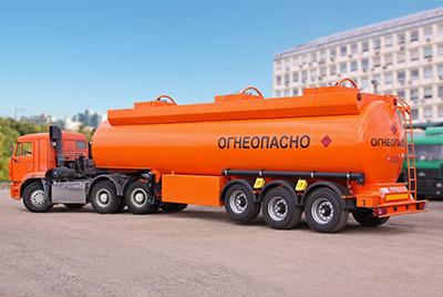 Цистерны для перевозки топлива, бензина, воды, кваса, пива, молока