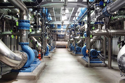 Проектирование ИТП и УУТЭ (индивидуальный тепловой пункт и узел учета тепловой энергии)