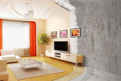 Ремонт квартир в домах типа П44Т под руководством персонального прораба от «Проект монтаж»