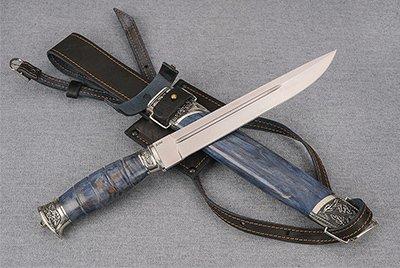 Нож «Пластунский»: лучший помощник для полевых условий