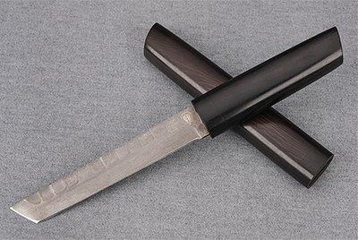 Нож «Танто»: японский стиль