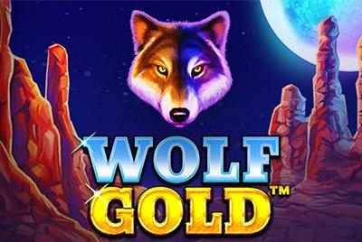 Обзор слота Wolf Gold: найдите золото в Гранд Каньоне!